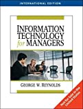 Information Technology for Managers, International Edition