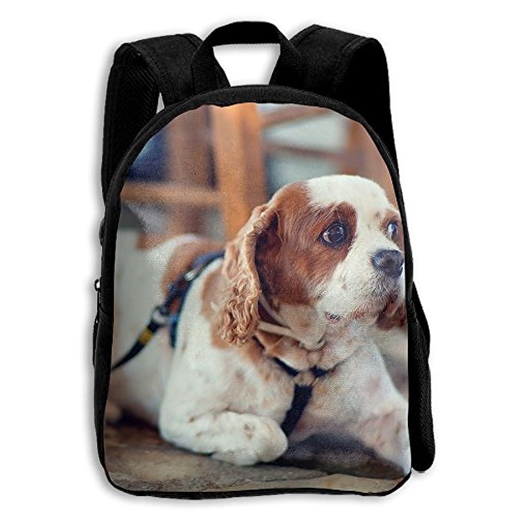 見分けるもう一度前進キッズ バックパック 子供用 リュックサック ドッグ犬 ショルダー デイパック アウトドア 男の子 女の子 通学 旅行 遠足