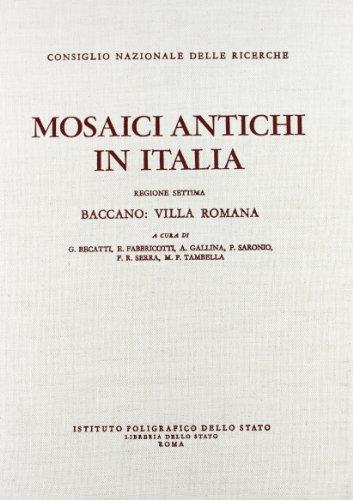 Baccano: villa romana