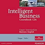 Intelligent Business Upper-Intermediate Coursebook CDs (2)