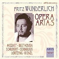 Opera Arias by Fritz Wunderlich
