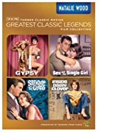 Tcm Greatest Classic: Legends - Natalie Wood [DVD] [Import]