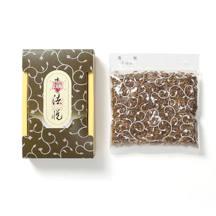 するだろうハチ仮称松栄堂のお焼香 十種香 法悦 25g詰 小箱入 #411041