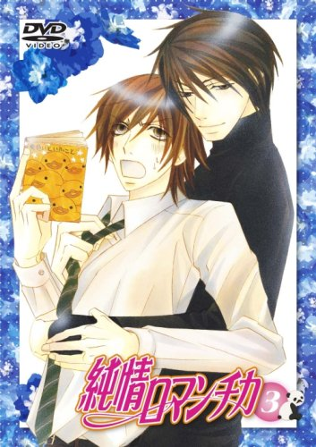 純情ロマンチカ 通常版3 [DVD]の詳細を見る