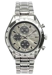 [シュガー] SUGAR. 腕時計 ウォッチ クロノグラフ 10気圧防水 天然シェル文字盤 ビジネス フォーマル メンズ