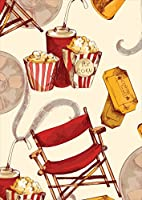 ポスター ウォールステッカー シール式ステッカー 飾り 297×420㎜ A3 写真 フォト 壁 インテリア おしゃれ 剥がせる wall sticker poster pa3wsxxxxx-008485-ds ユニーク 映画 イラスト 赤 レッド