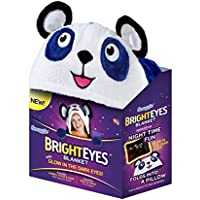 [Snuggie]Snuggie Bright Eyes Blanket , Blue Panda 80-29325 [並行輸入品]