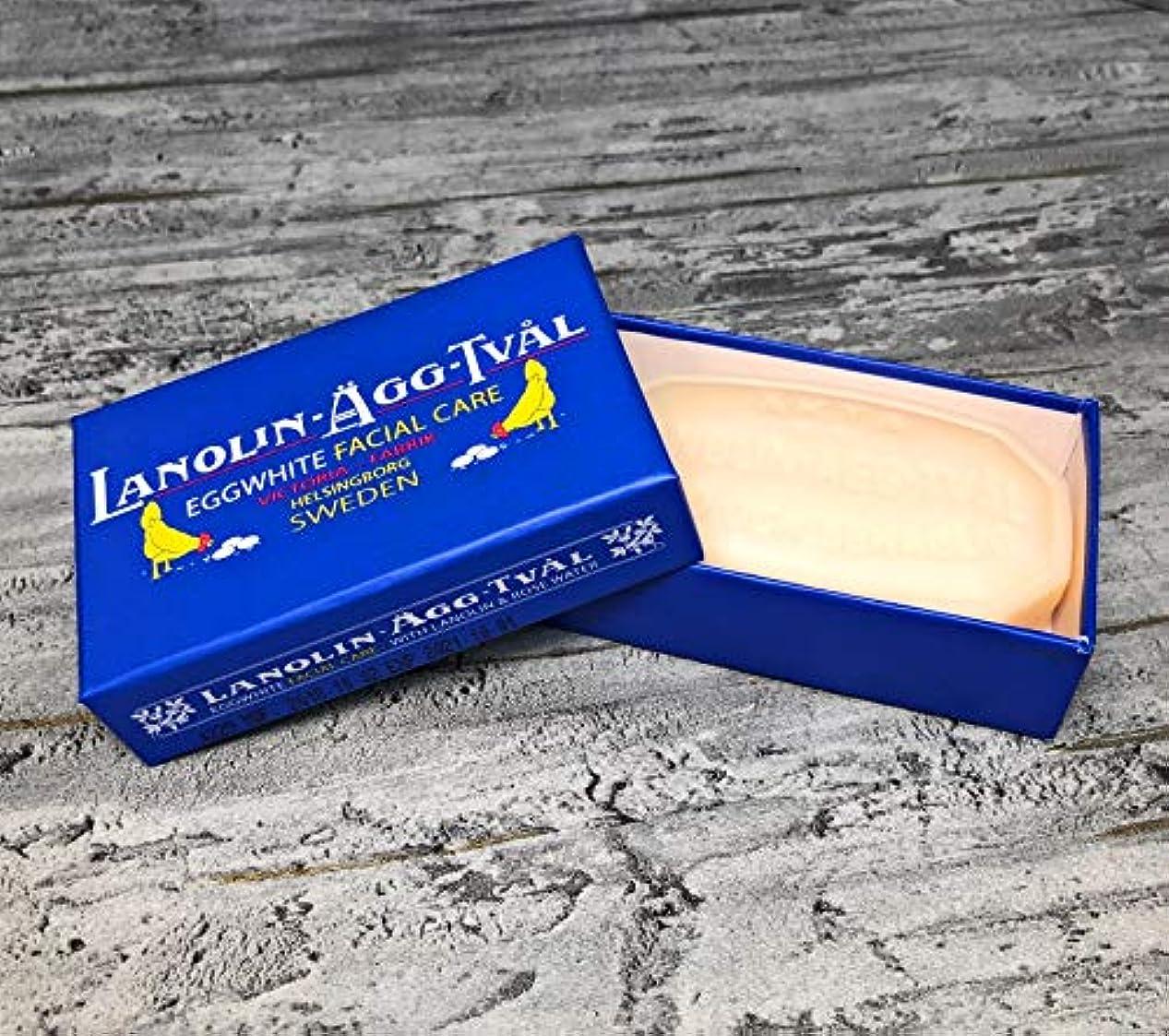 トピック冷凍庫あいまいヴィクトリア[VICTORIA]エッグホワイトソープ50g[並行輸入品]