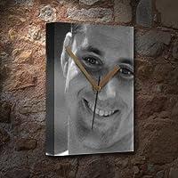 NICK PICKARD - キャンバス時計(LARGE A3 - アーティストによる署名入り) #js001