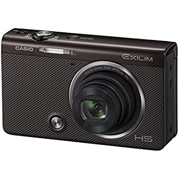 CASIO デジタルカメラ EXILIM EX-ZR50BN 1610万画素 自分撮りチルト液晶 メイクアップトリプルショット ブラウン