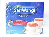 Unilever インドネシアの紅茶 サリワンギ ティー Sari Wangi 1.85g×50パック入り 【 BALI お土産 人気 紅茶 ティーバック おすすめ tea ジャワ島 茶葉 ジャワティー ジャスミン [並行輸入品]