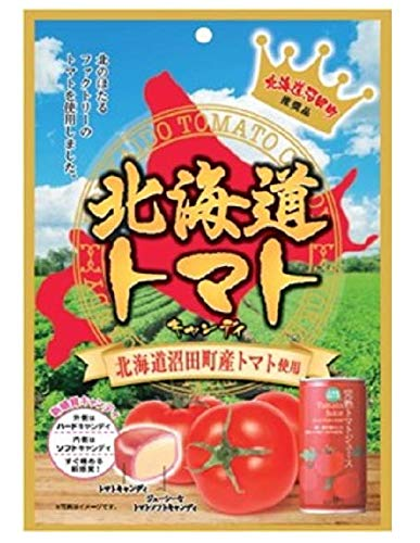 十勝製菓 トマトキャンディ 70g×10袋