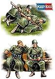 ホビーボス 1/35 ファイティングヴィークルシリーズ (人形) ドイツ軍 歩兵 休息セット プラモデル 84420