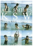 ALL SMILES-KSW(クォン・サンウ) スペシャル・エディション[DVD]