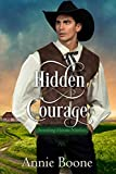 Hidden Courage (Boarding House Misfits Book 1) (English Edition)