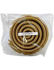 お香/うずまき香 COCONUT ココナツ 直径6.5cm×5巻セット [並行輸入品]