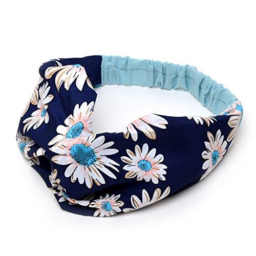 Aness (Martianez) turban hair turban hair band floral native pattern simple hair arrange hair accessories Ladies