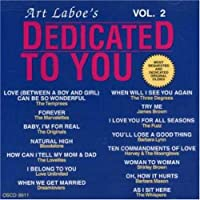 Vol. 2-Dedicated to You