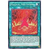 遊戯王 英語版 FUEN-EN034 Magical Meltdown 暴走魔法陣 (シークレットレア) 1st Edition