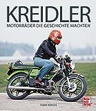バイク洋書「Kreidler」クライドラー解説書