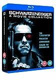Arnold Schwarzenegger Boxset [Blu-ray] [Import]