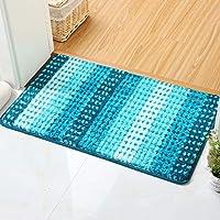 HY 浴室 吸水性 床 寝室 キッチン ドアマット カーペット ホーム ドアマット 滑り止めマット 40CM*60CM