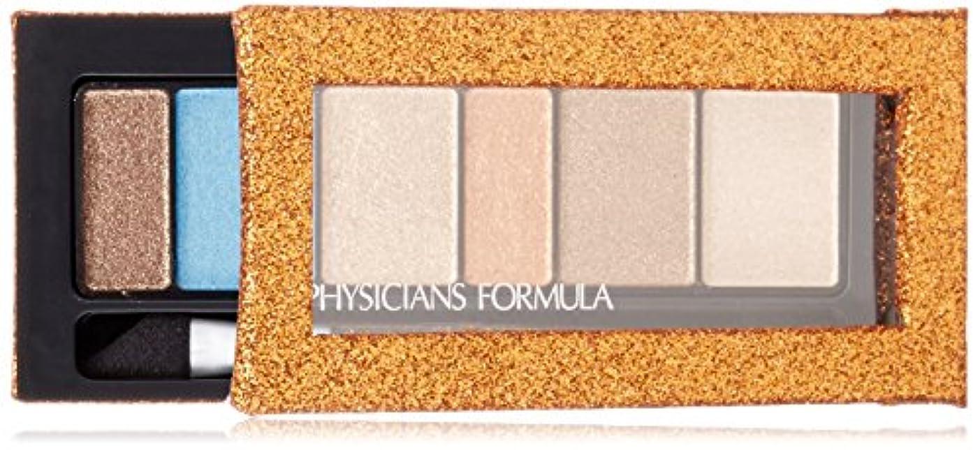 ベテラン合図予防接種フィジシャンズフォーミュラ シマーストリプス アイシャドウ&ライナー Copper Nude (3.4g)