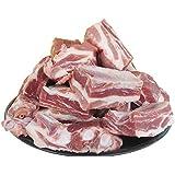 九州産 厚切りカット BBQにも煮込み料理にも 黒豚スペアリブ 1kg