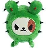 Aurora Cactus Dog Jr. Plush, Green