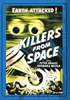 Killers From Space【DVD】 [並行輸入品]