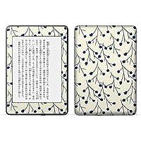 igsticker kindle paperwhite 第4世代 専用スキンシール キンドル ペーパーホワイト タブレット 電子書籍 裏表2枚セット カバー 保護 フィルム ステッカー 050035