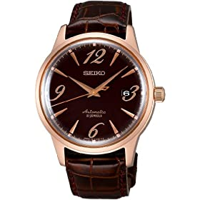 SEIKO (セイコー) 腕時計 MECHANICAL メカニカル × 石垣 忍 数量限定モデル SARB068 メンズ