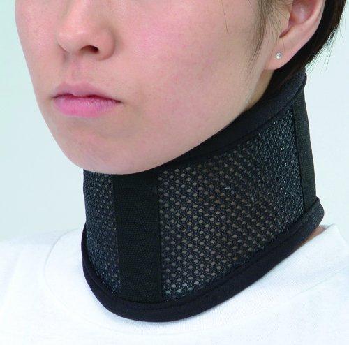 bonbone 頸部サポーター キュールカラー  ブラック M