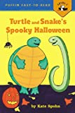 Turtle And Snake's Happy-spooky Halloween (Puffin Easy -To-Read)