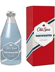 Old Spice - オールドスパイスホワイトウォーター アフターシェーブ 100ミリリットル - 【並行輸入品】