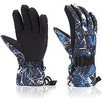スキー手袋スノーボード手袋滑りやすい屋外冬