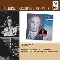 イディル・ビレット/アーカイヴ・エディション 第8集 - ベートーヴェン:ピアノ・ソナタ第8番, 第29番