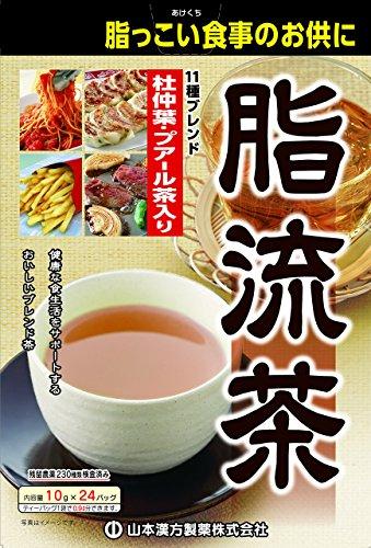 山本漢方製薬 脂流茶 10gX24H