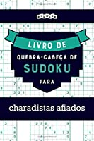 Livro de quebra-cabeças de Sudoku para charadistas afiados