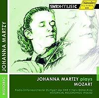 Mozart: Violin Concertos Nos. 3 & 4 by Johanna Martzy (2013-05-03)