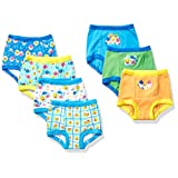 Baby Shark Boys' Toddler 7pk Potty Training Pant, 7-pack, 3T