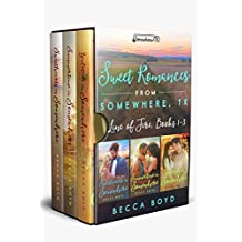 Line of Fire Series Boxed Set (Somewhere, TX): Books 1-3