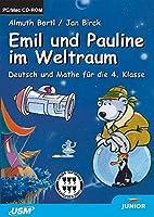 Emil und Pauline im Weltraum. CD-ROM für Windows 95/98/MacOS: Deutsch und Mathe für die 4. Klasse