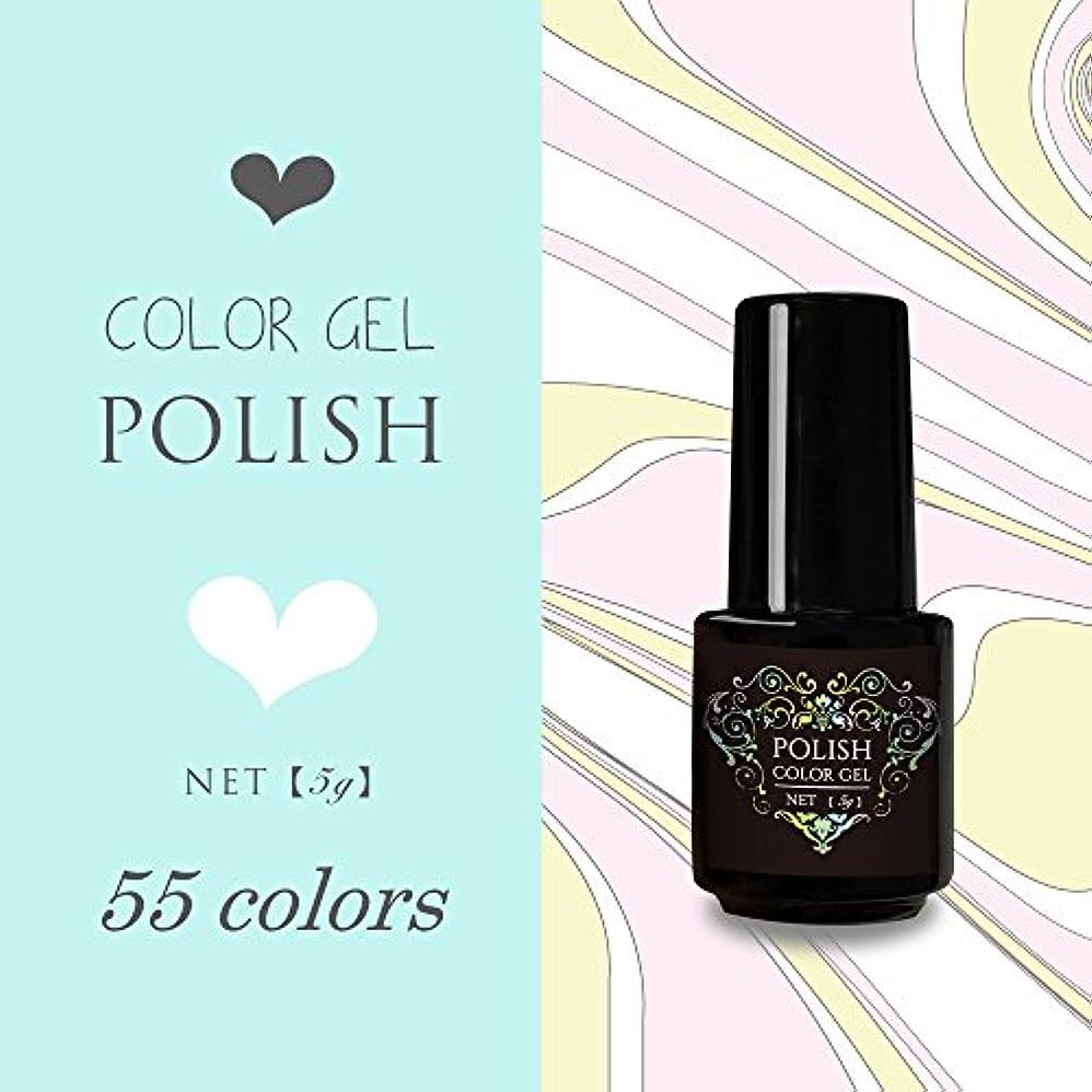 つまずく欠如適応ジェルネイル《一度塗りで綺麗に発色!》ポリッシュカラージェル (5g) (D-14. ティアラレッド / V111)