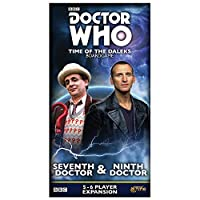 Doctor Who: Time of The Daleks - Seventh Doctor and Ninth Doctor Expansion [並行輸入品]