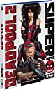デッドプール2 3枚組ブルーレイ DVD Blu-ray