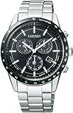 [シチズン]CITIZEN 腕時計 Citizen Collection シチズン コレクション Eco-Drive エコ・ドライブ メタルフェイス クロノグラフ BL5594-59E メンズ
