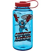(ナルゲン) NALGENE 広口1.0リットル Marvel キャプテンアメリカ 91411
