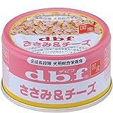デビフ缶 ささみ&チーズ 85g×24缶