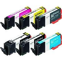 プレジール 互換インクカートリッジ CANON 6色 マルチパック BCI-371XL+370XL/6MP PLE-C371XL6P